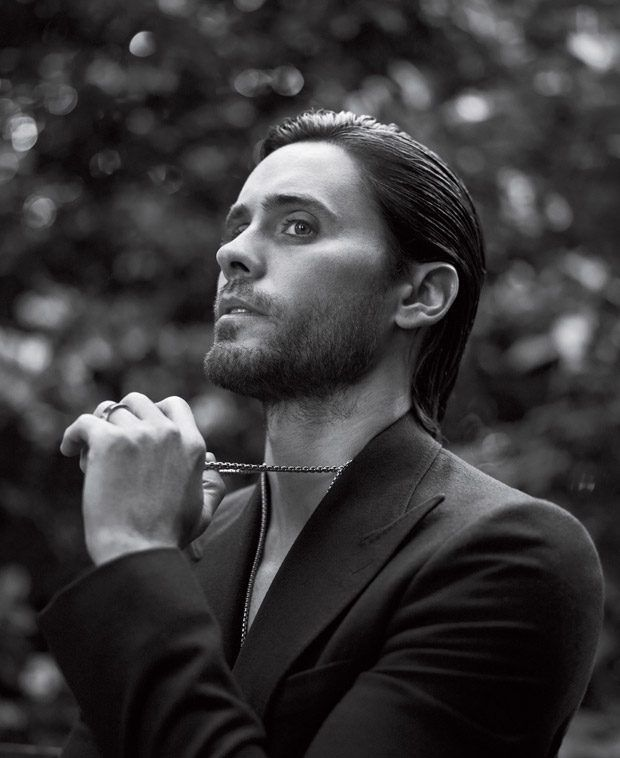 Suicide Squad's Joker Jared Leto Stars in GQ Style Fall 2016 Cover Story