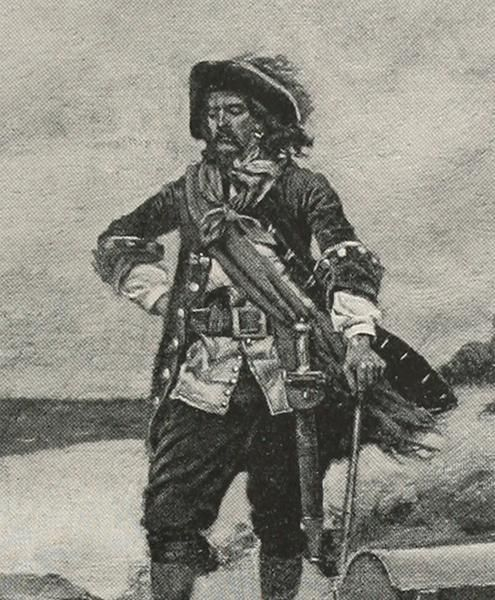Today in History: Captain Kidd Executed in London (1701)
