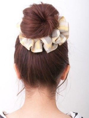 お団子・おだんごヘア】基本の作り方・簡単なやり方 [ヘアアレンジ ... hair make KEIKO
