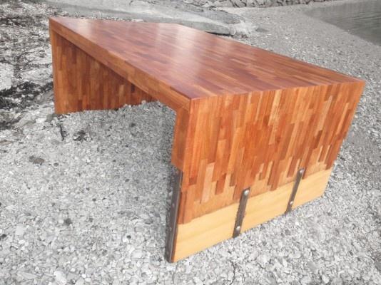 Pub Floor Coffee Table - Kim Creative Design Furniture