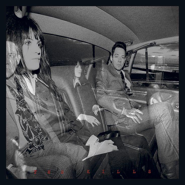 http://thebluecornerlounge.com/the-magnificient-seven/  Pochette du quatrième album du groupe The Kills intitulé : 'Blood Pressures'.  #TheKills #BloodPressures