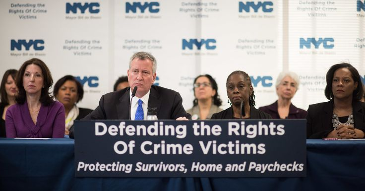 Domestic Violence Victims In NYC Could Get Paid Time Off To Recover From Abuse | HuffPost