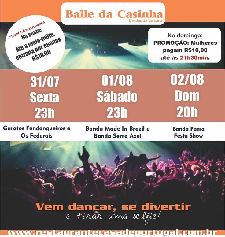 Vem dançar, se divertir e tirar uma #selfie!  #festapoa #portoalegre #RS #RioGrandedoSul