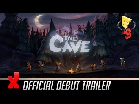 The Cave...Ron Gilbert