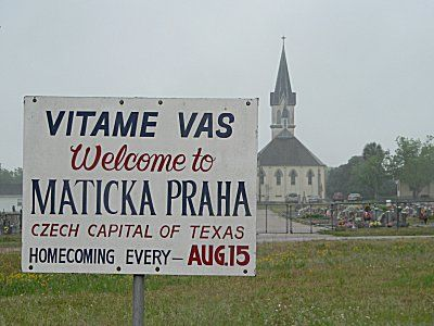 Praha, Texas - Wikipedia, the free encyclopedia