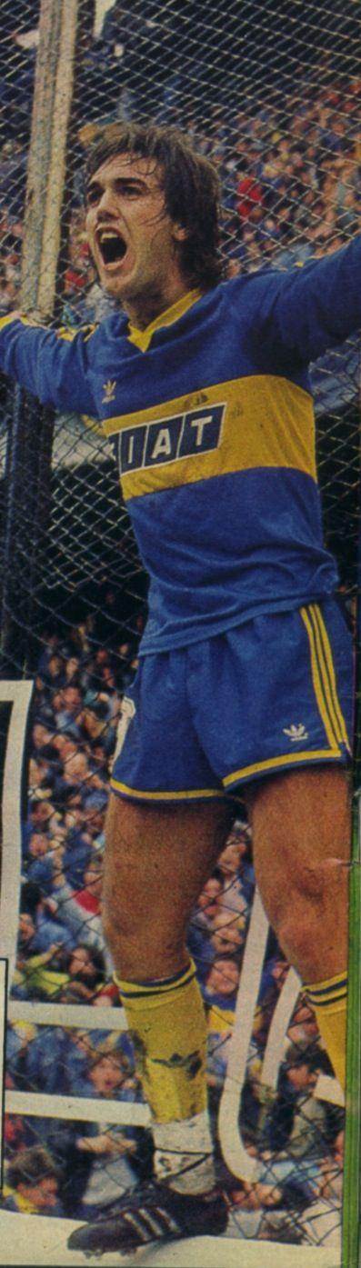 Boca Juniors - 1991 - Batistuta