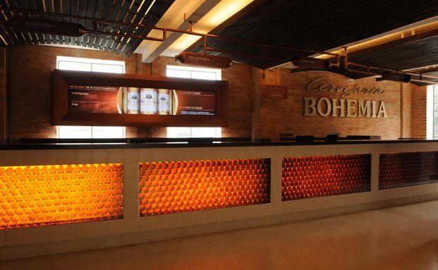 Cervejaria Bohemia, em Petrópolis, Rio de Janeiro
