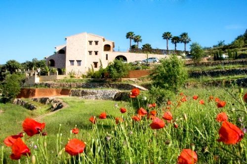 Caserio del Mirador -Fernando, a little haven of Italian bliss