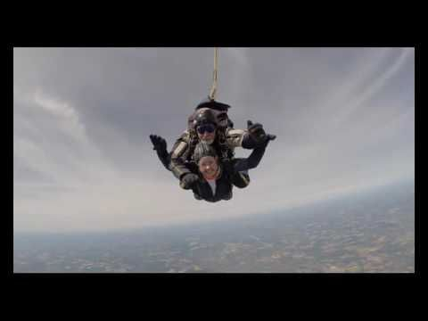 Here's a video of Laura's charity skydive on behalf of the Essex & Herts Air Ambulance Trust. Read more about it at http://blog.promotional-gifts.com/laura-raises-over-500-pounds-in-charity-skydive/ #essex #herts #charity #fundraising #skydive #premierpandp