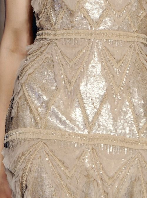 Shimmer, glitter, sparkle - you name it! Everything goes for the holidays.: Couture Details, Fashion, Inspiration, Style, Wedding, Details Haute Couture, Closet, Gowns Dresses Shoes, Couture Fall