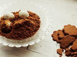 Rostad mjuk pepparkaka med ädelost (kock Ernst Kirchsteiger)