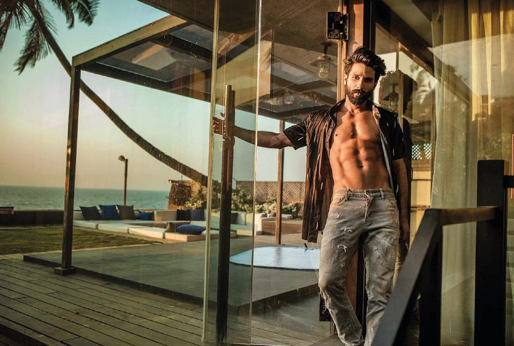 Shahid Kapoor #FilmFare #Hot #Obsession #Bollywood #India #ShahidKapoor