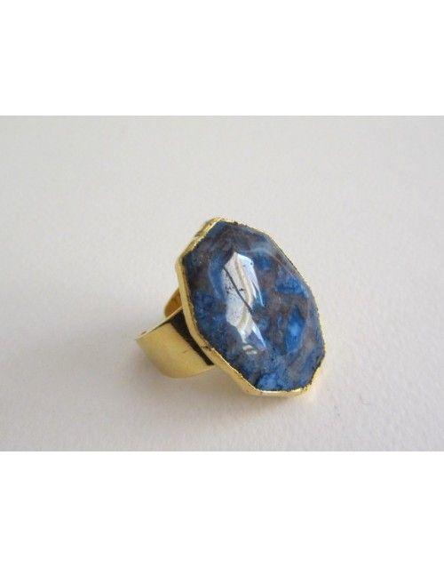 Σφυρήλατο Δαχτυλίδι