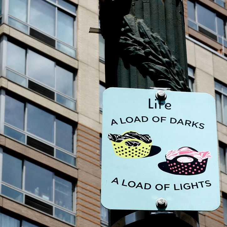 It's Nice That | Steve Powers' New York street signs offer an alternative perspective