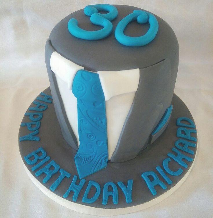 Man's 30th birthday cake 30thbirthdaycake