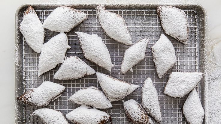 The best beignets come from New Orleans, but the high protein content in bread flour gives this classic-style beignets recipe an authentic texture.