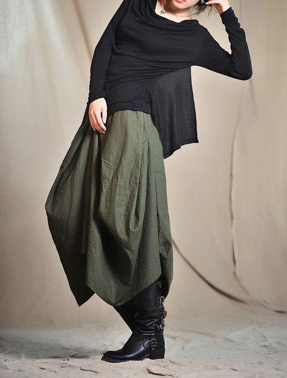Have faith/pocket bud skirt/3 colors/custom by KelansArtCouture, $68.00