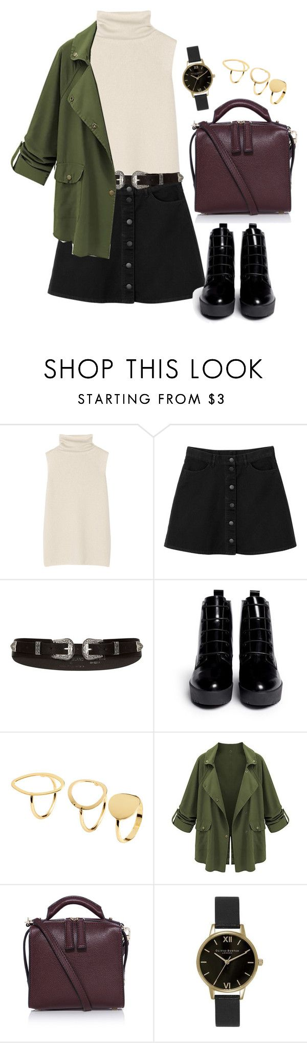 """Sin título #314"" by franciscagomezm on Polyvore featuring moda, The Row, Monki, River Island, Opening Ceremony, H&M y Topshop"