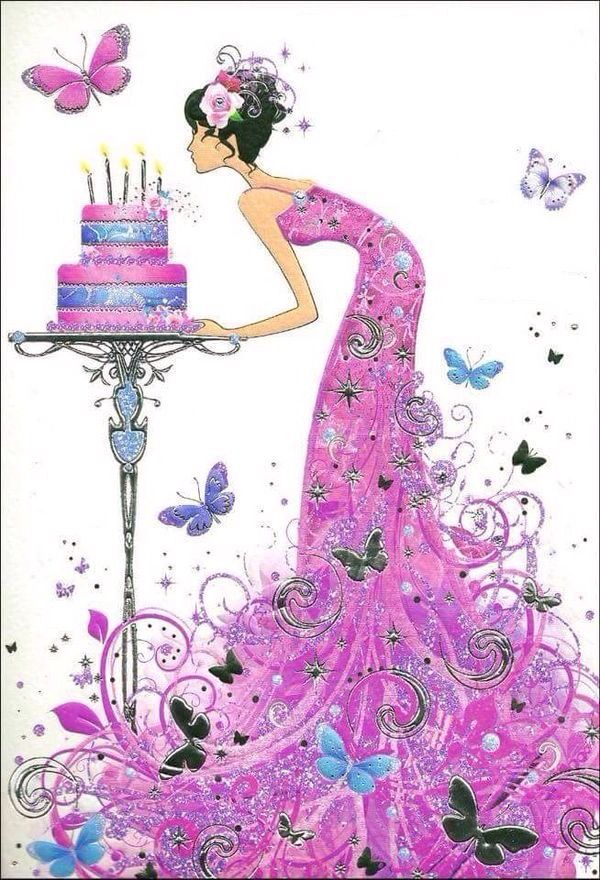 Make a wish! Happy Birthday to our lovely friend Alexandra 11th May