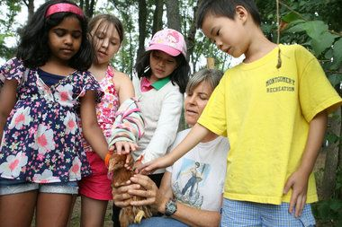 Read about how students at one New Jersey school learn about plants in an outdoor classroom. #edchat #educhat