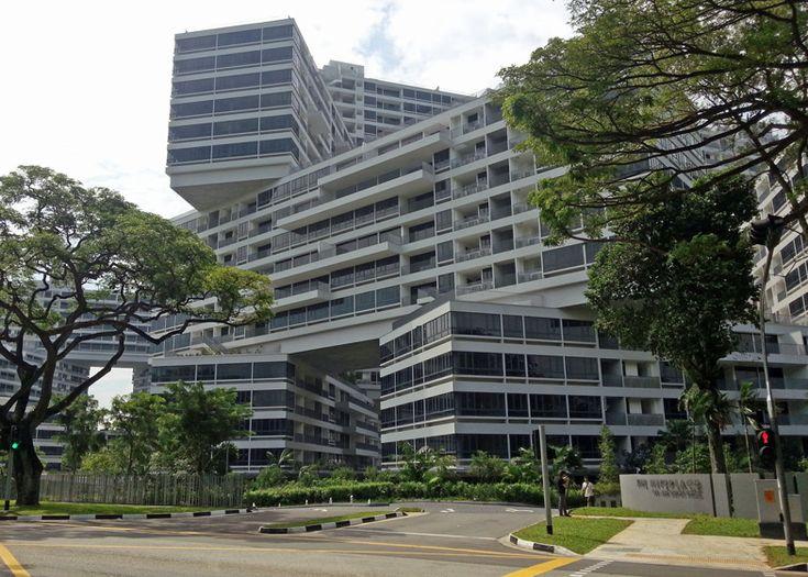 Em Cingapura, condomínio criado por Koolhaas reúne 31 blocos - Arcoweb