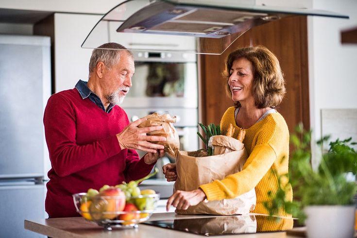 10 zasad zdrowej kuchni dla seniorów