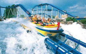 Hire Campervan Gold Coast and Visit the Theme Parks - Campervan Australia