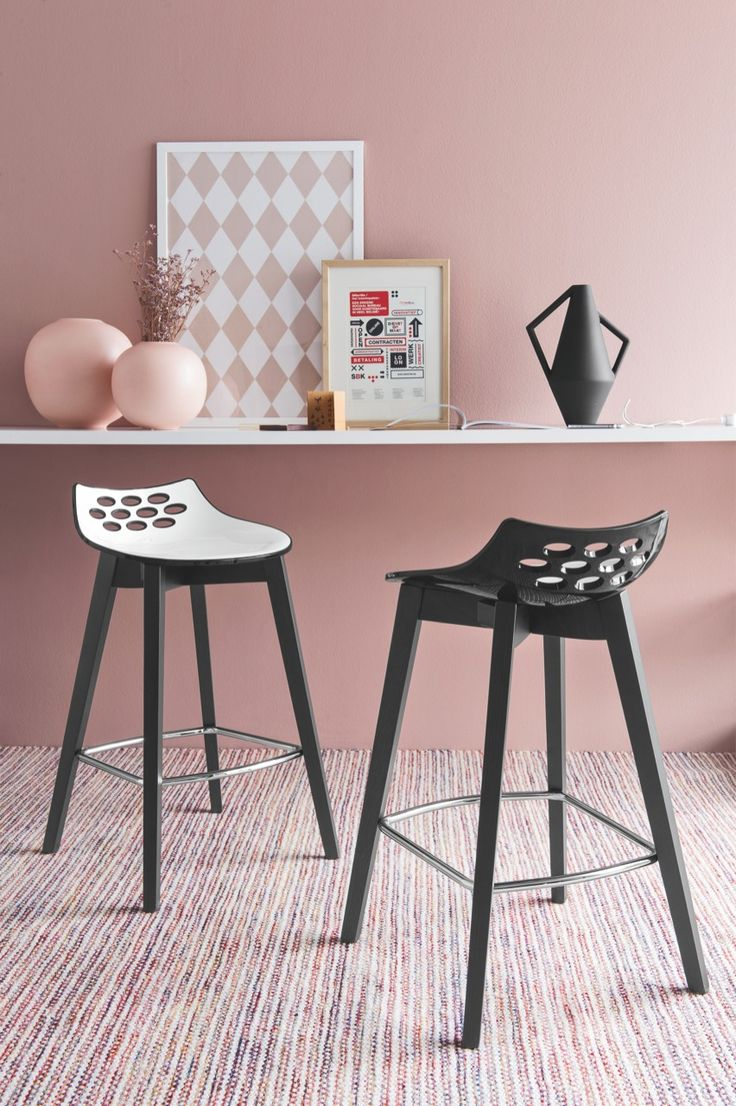 JAM WOOD is a counter height stool featuring a wooden frame with metal  footrest and a two tone seat 79 best Stools images on Pinterest   Bar stool  Counter stools and  . Nico Counter Height Dining Stool. Home Design Ideas