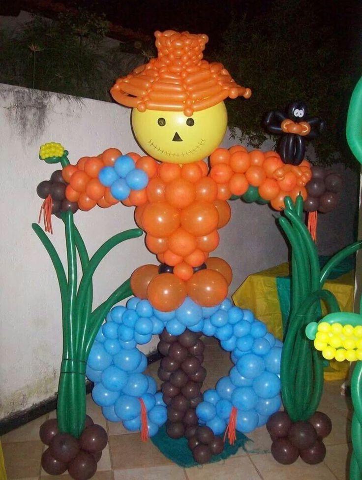 Best balloons for halloween images on pinterest
