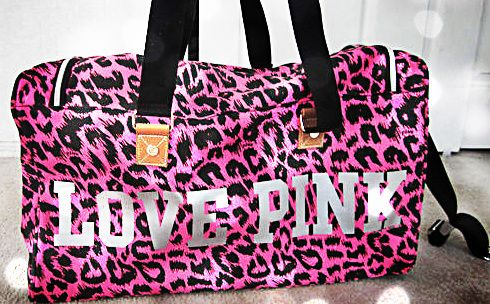 Victoria's Secret PINK at UCF - Follow us on Twitter! Twitter: @Lori Bearden Blakey PINK