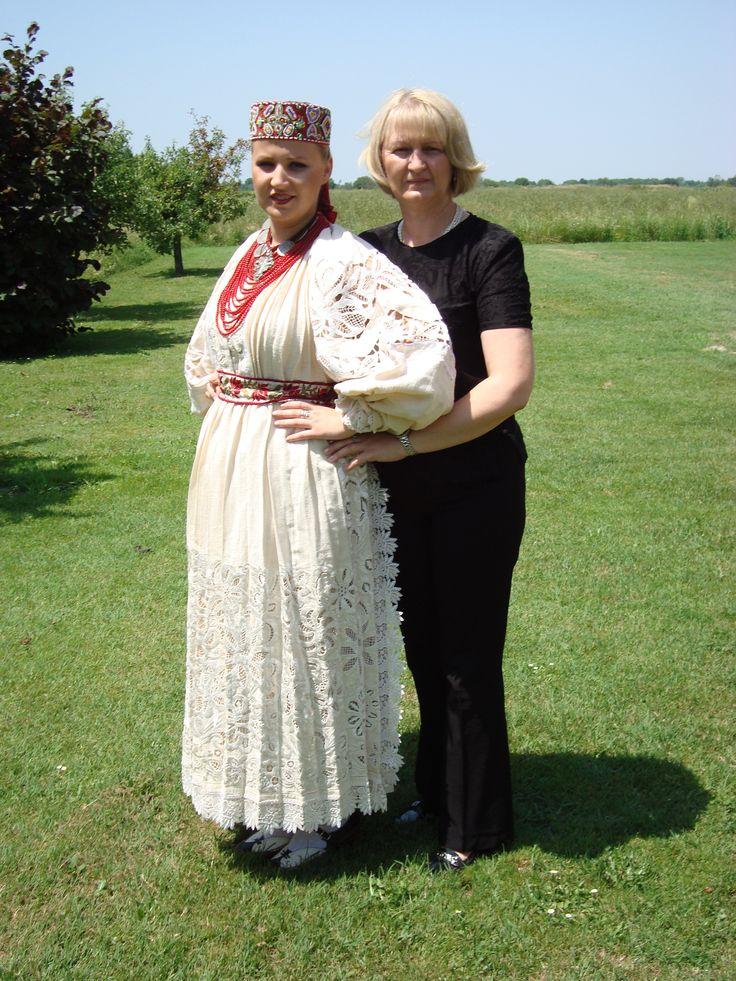 Branka Kunštek i Lidija Kunštek 2013.g.