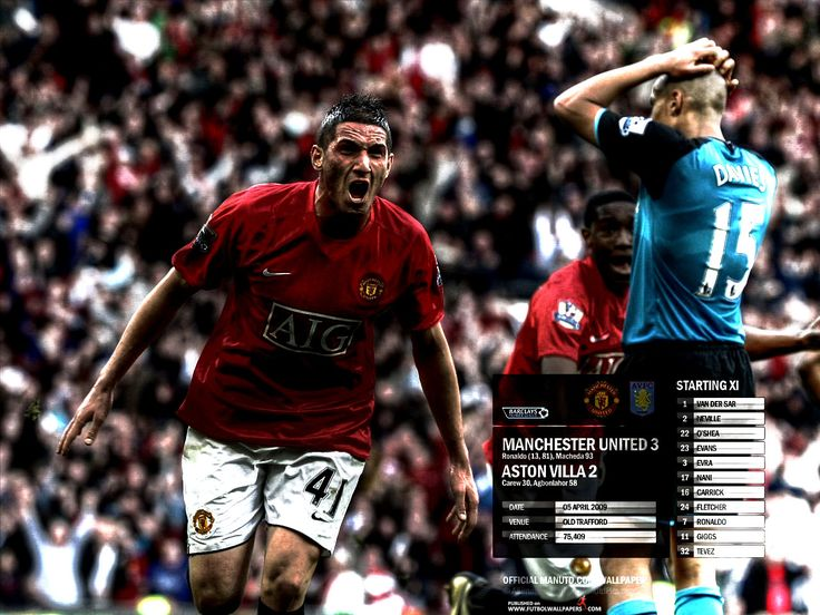Asian42: Federico Macheda Wallpapers