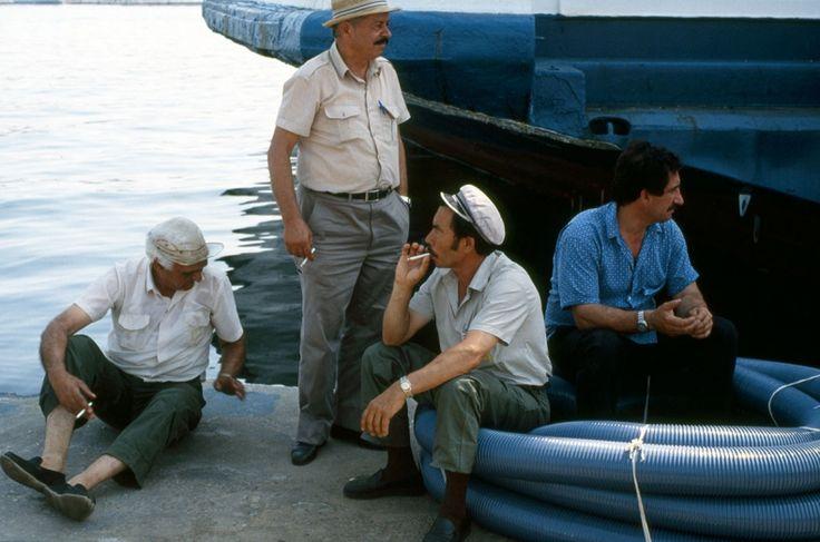 Ο Πειραιάς στην δεκαετία του '80 - '90. Πηγή: www.lifo.gr