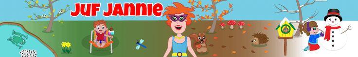 Juf Jannie apps voor kinderen