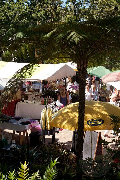 Stellenbosch Slow Food market