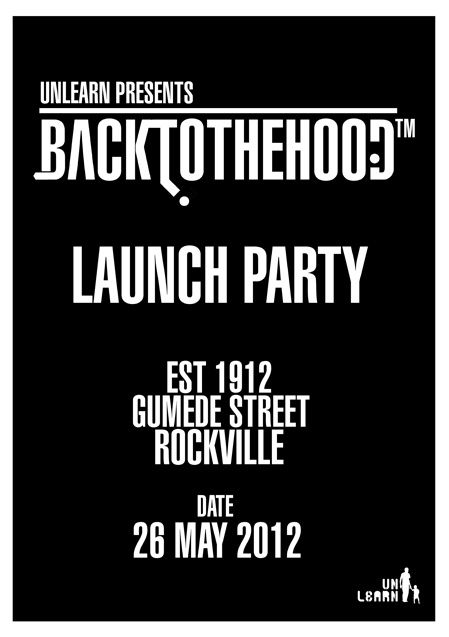 BaCK To The HoOD ! LaUNCH PaRTY ....