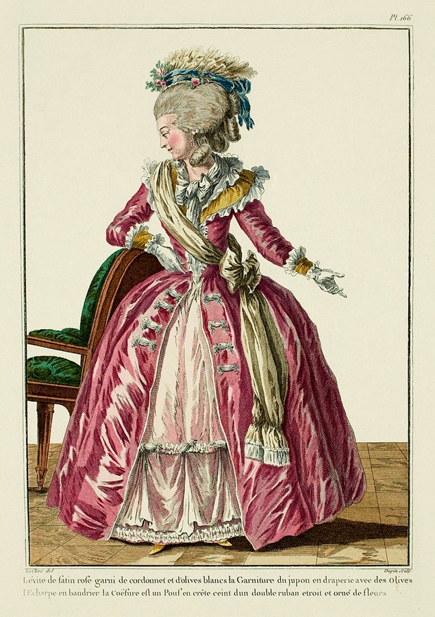 266 best galerie des modes images on pinterest fashion for French rococo fashion