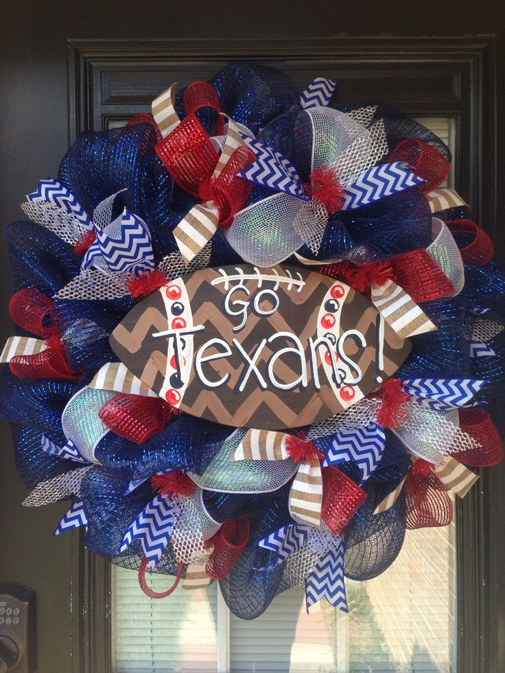 189 Best Images About Dallas Cowboy Wreath Ideas On