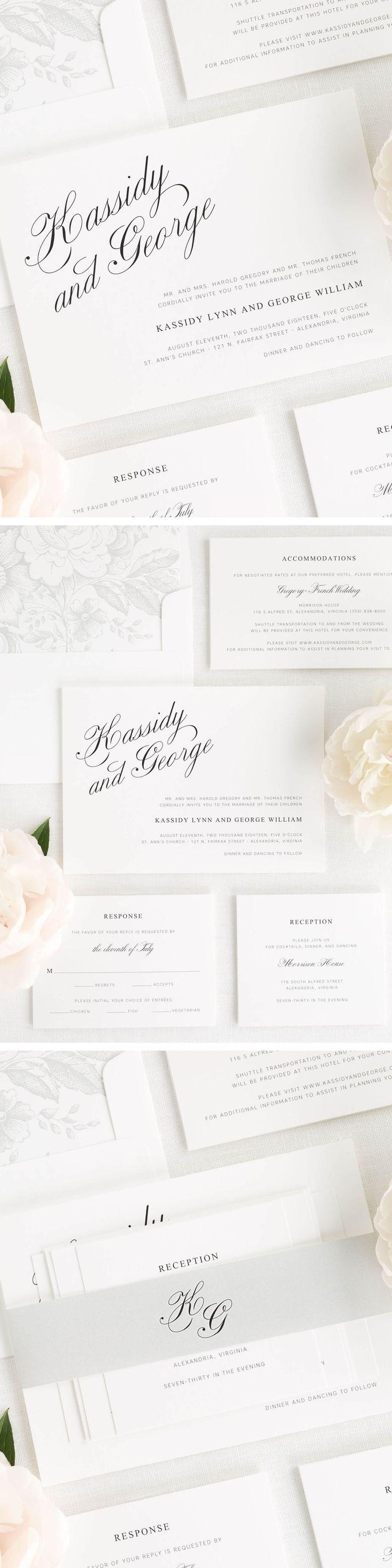 794 best Wedding Invitations + Wedding Stationary images on ...