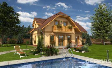 Rodinný dům Premier 151 Plus - Postřižín