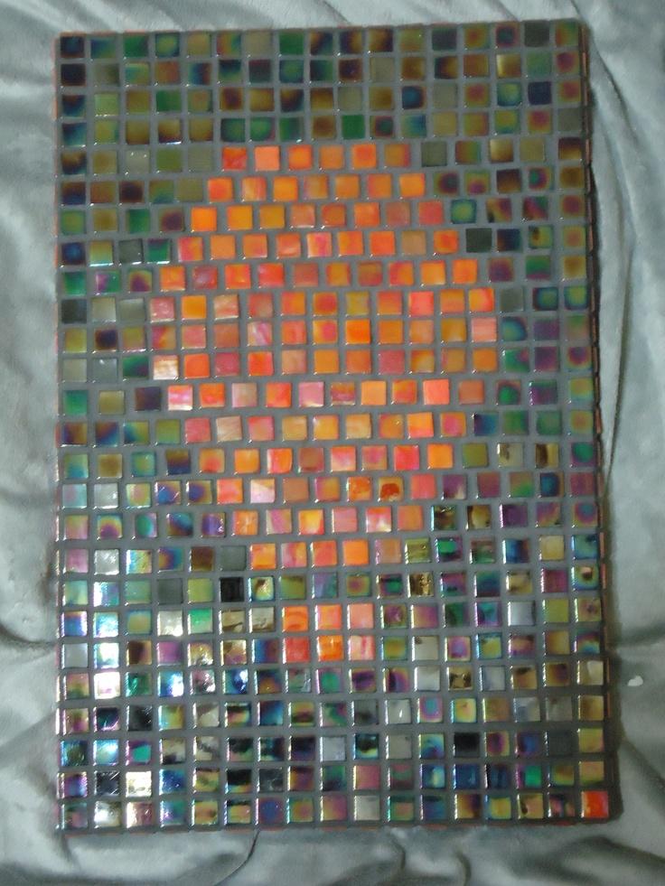 Mosaic - Montgolfière