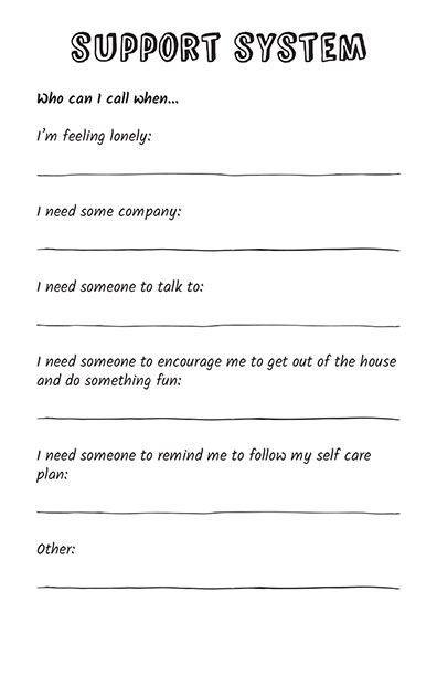... worksheets,... | Relationships | Pinterest | Self Care, Worksheets and