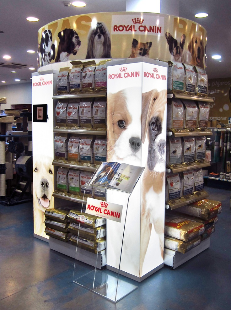 Breed Corner in Spain (by Royal Canin Spain - a division of Mars)