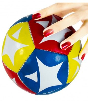 Kids Mini Football Color Availability :Red Blue & Yellow Size : Radius 46cm  Type :Kids Mini Football