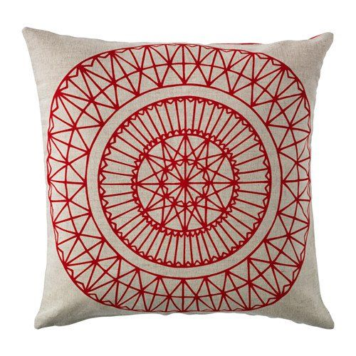 Ikea Ryssby Cushion Throw Pillow Cover 20 X 20 Quot Natural