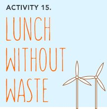 Environmental Awareness Education For Kids: Lunch without Waste! This is a simple activity that gets your class thinking about how much rubbish they create every day. #teaching #waste #environment