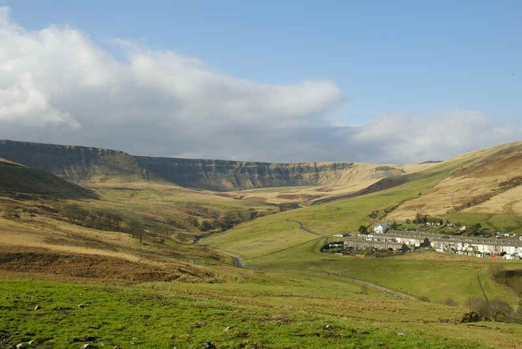 Bwlch Mountain South Wales