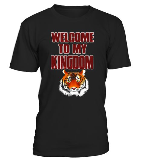 "# Welcome To My Kingdom Tiger Shirt For Zombie Lovers .  Special Offer, not available in shops      Comes in a variety of styles and colours      Buy yours now before it is too late!      Secured payment via Visa / Mastercard / Amex / PayPal      How to place an order            Choose the model from the drop-down menu      Click on ""Buy it now""      Choose the size and the quantity      Add your delivery address and bank details      And that's it!      Tags: Beautiful Graphics of a Fierce…"