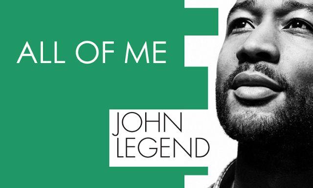 All Of Me Lyrics   Love In The Future   John Legend