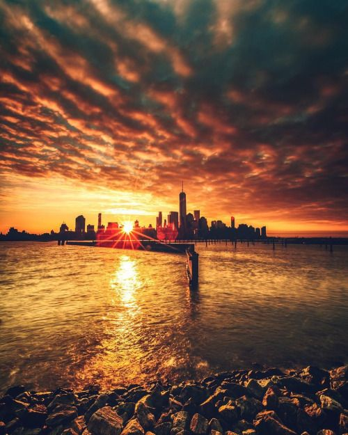 Golden Hour, NYC by Paul Seibert Photography - New York City Feelings